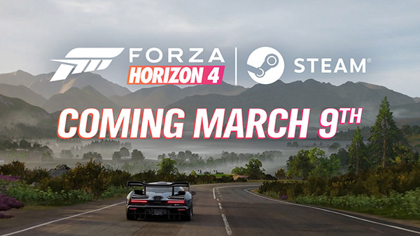 《極限競速:地平線4》 將於3月9日登陸Steam FH4-02-08-21