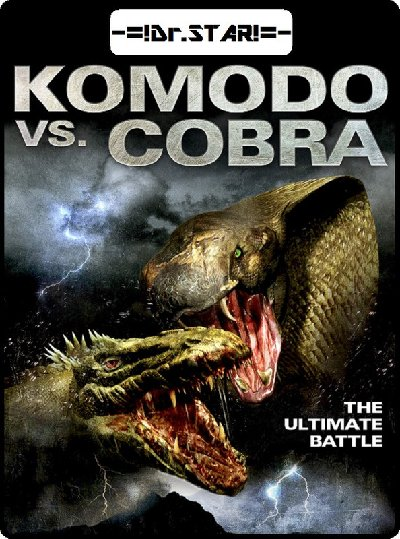 Komodo vs. Cobra (2005) UNCUT Hindi Dual 720p HDRip x264 1.2GB DL