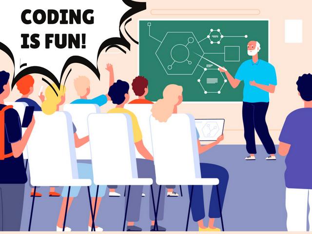 Coding-is-Fun