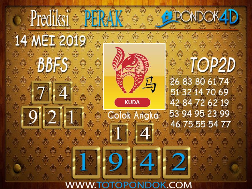 Prediksi Togel PERAK PONDOK4D 14 MEI 2019