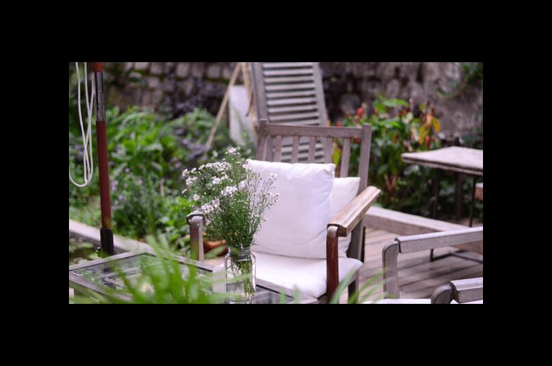 Planting Patio Flowers