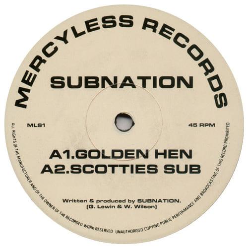 Download Subnation - Golden Hen / Scotties Sub mp3