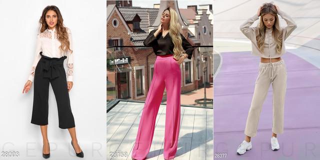 жіночі штани фото