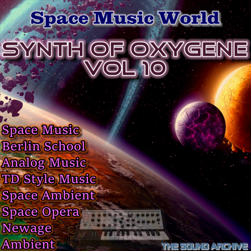 VA - Synth of Oxygene vol 10 [by The Sound Archive] (2021)