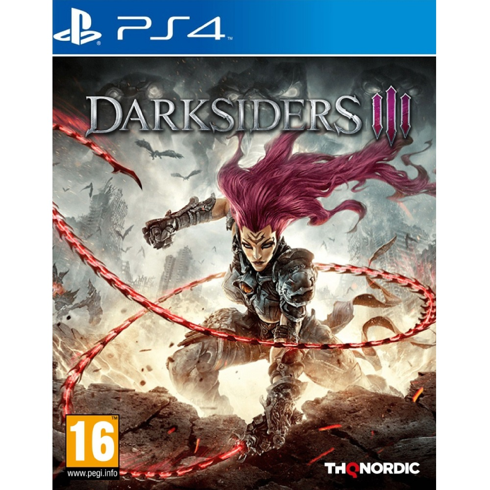PS4 Darksider III 3 (Basic) Digital Download