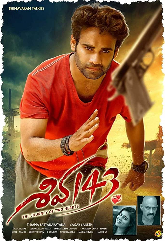 Shiva 143 (2020) Telugu 720p HDRip ESub 400MB Download