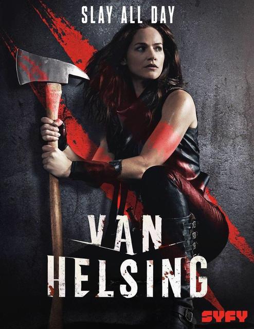 Van Helsing S03 Complete Series [Added E12] 720p WEB x264 350MB