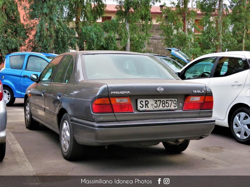 avvistamenti auto storiche - Pagina 32 Nissan-Primera-SLX-1-6-90cv-92-SR378579-192-735-16-4-2019