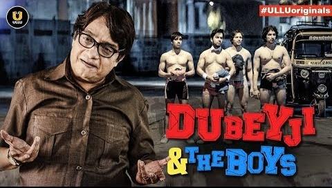 Dubeyji And The Boys Bangla TV Series 720p