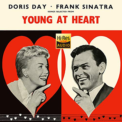 Doris Day & Frank Sinatra - Young At Heart (2019) FLAC [24bit Hi-Res]
