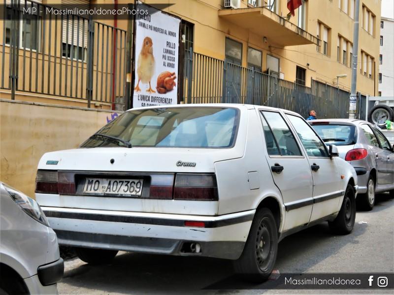 avvistamenti auto storiche - Pagina 21 Fiat-Croma-2-0-116cv-94-MOA07369