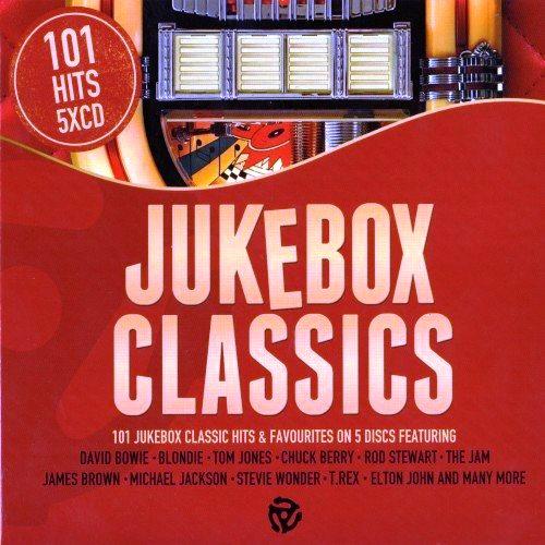 [Image: VA-101-Hits-Jukebox-Classics-Box-Set-5-CD-2018.jpg]