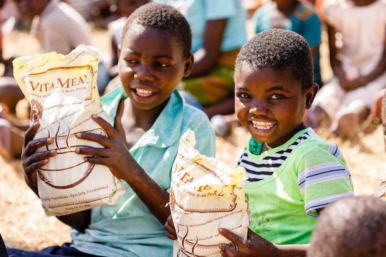 VitaMeal 10 Meals Purchase and Donate