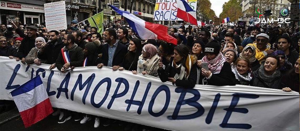 Мишень нетерпимости во Франции