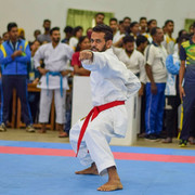 THE FIERY DRILLS OF KATA ENDS LEAVING CROWDS AMBIGUOUS