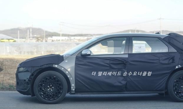 2021 Hyundai EV/45 51