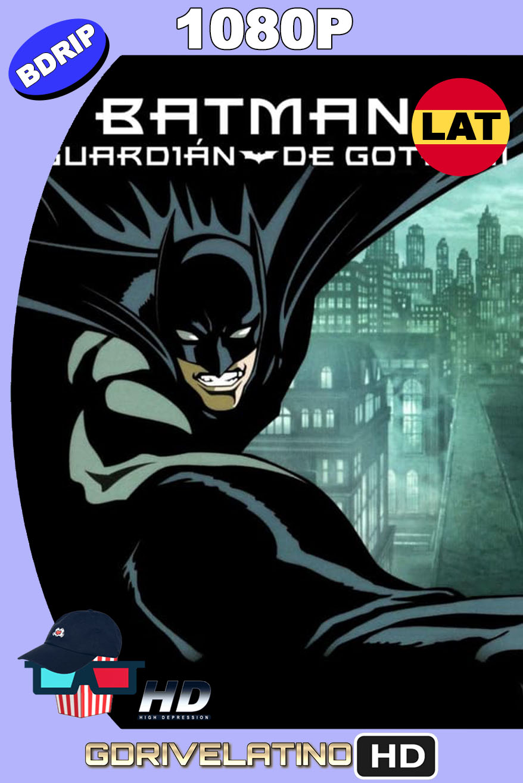 Batman: El Caballero de Ciudad Gótica (2008) BDRip 1080p Latino-Inglés-Japonés MKV