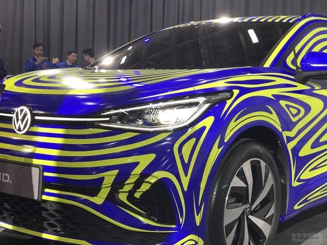 2020 Volkswagen ID.4 8