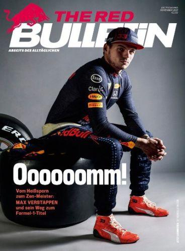 Cover: The Red Bulletin Magazin No 11 November 2021
