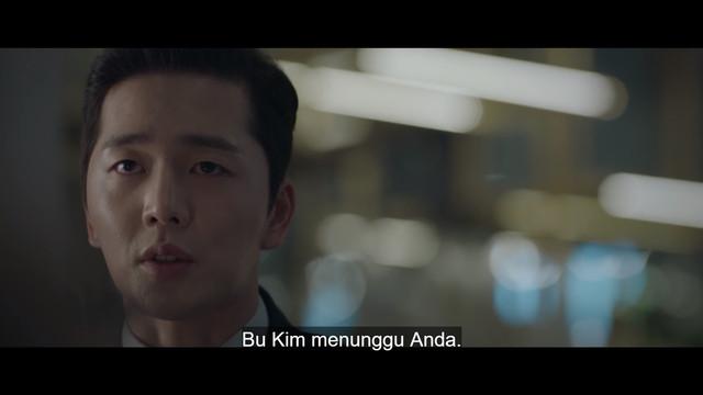 Guru Jo mengatakan tutor Kim telah menunggu Han Suh Jin.