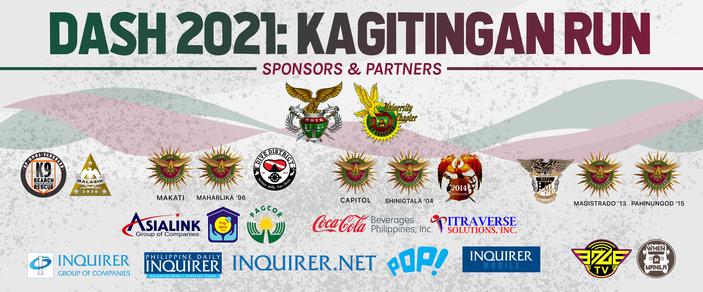 DASH 2021 Sponsors