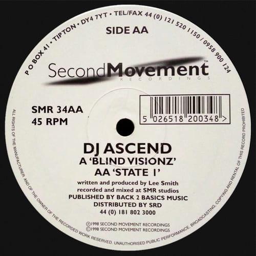 Download DJ Ascend - Blind Visionz / State I mp3