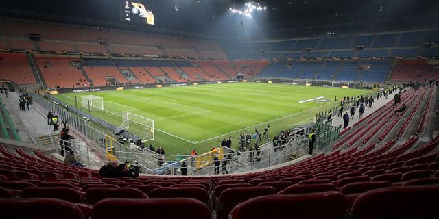 Stadion San Siro Akan Dihancurkan