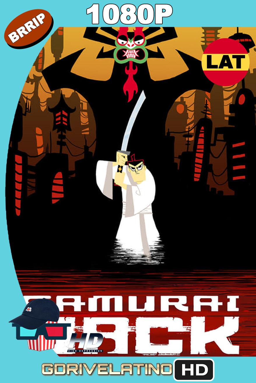 Samurai Jack (2001-2004) Temporada 01 a Temporada 04 BRRip 1080p Latino-Inglés MKV