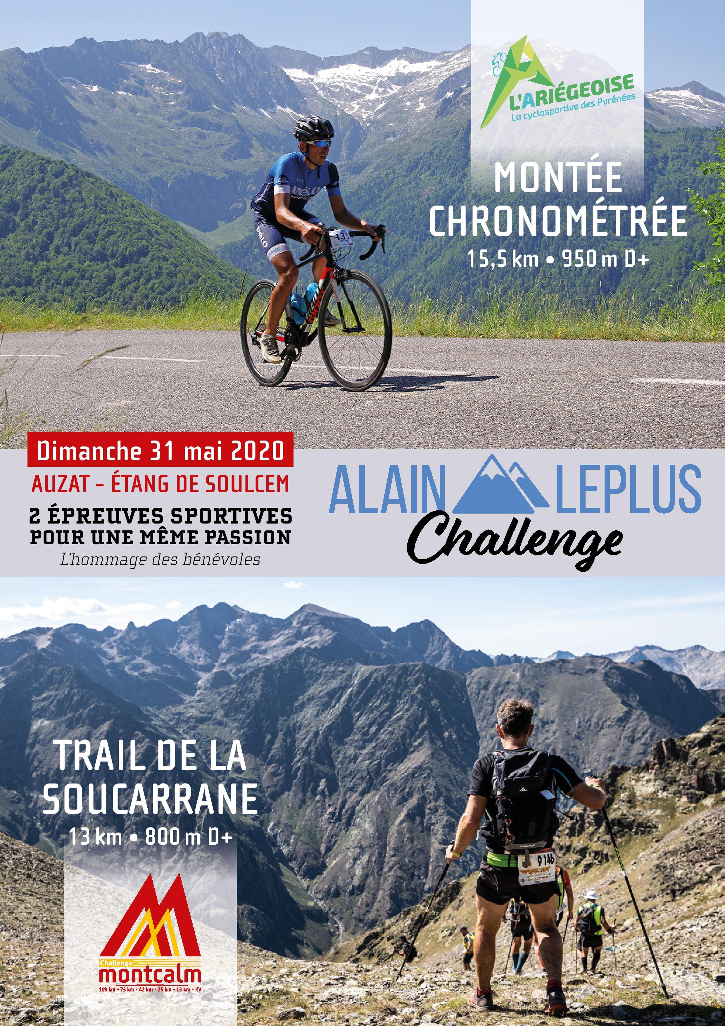 Affiche Challenge Alain LEPLUS