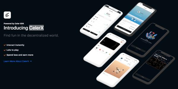 Oportunidade [Provado] CelerX Wallet - Criptomoedas Gratis - Android/iOS (Actualizado em Julho de 2019) Cell