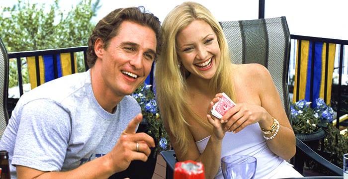 Matthew McConaughey rinuncia a 14,5 milioni per girare una commedia romantica