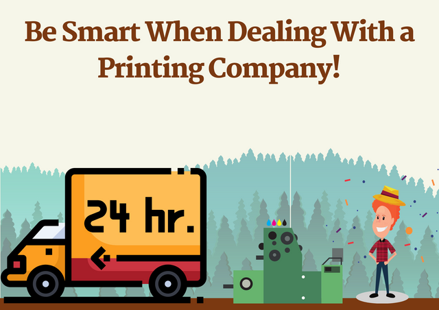 Be-Smart-When-Dealing-With-a-Printing-Company