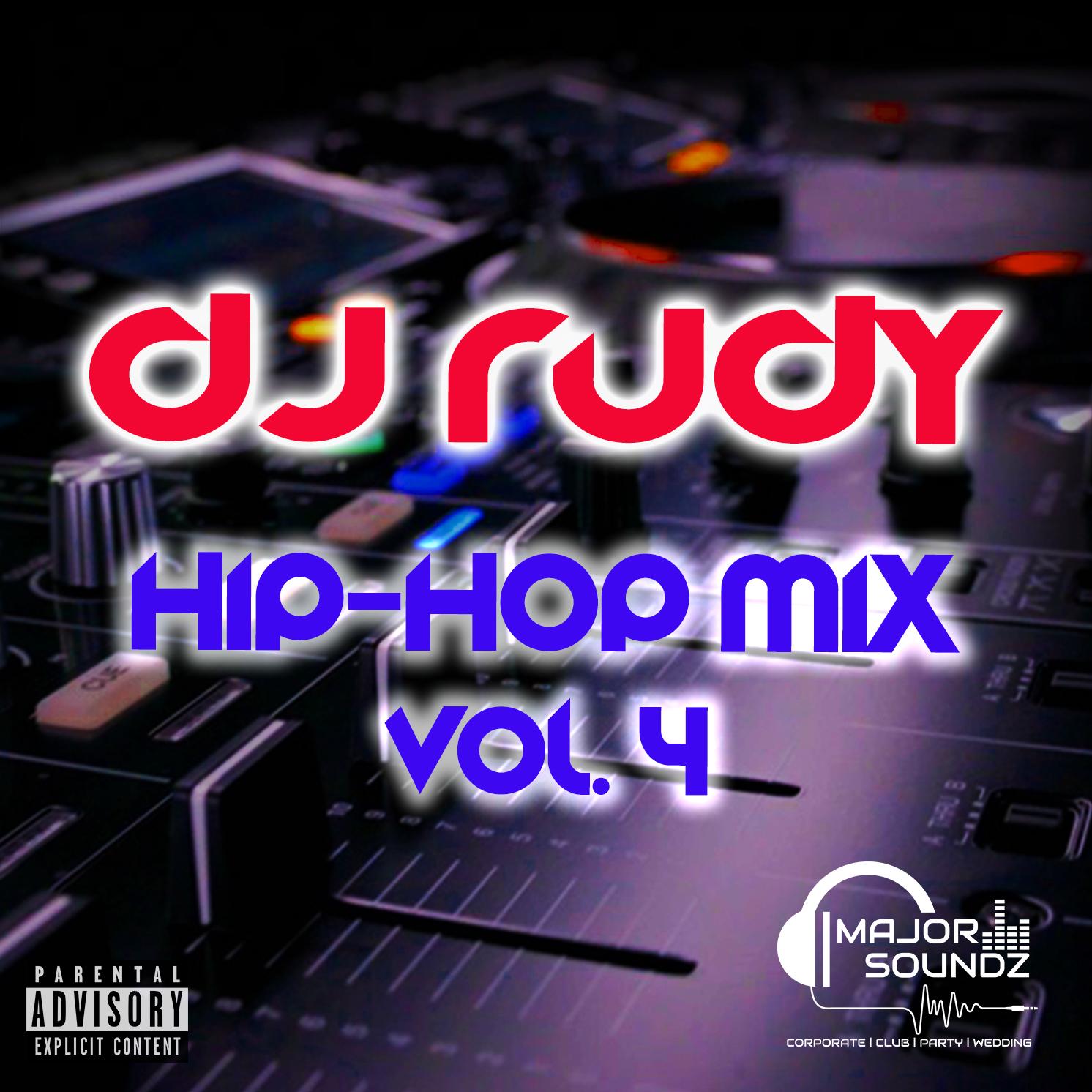 DJ Rudy - Hip-Hop Vol.4 Promo Mix