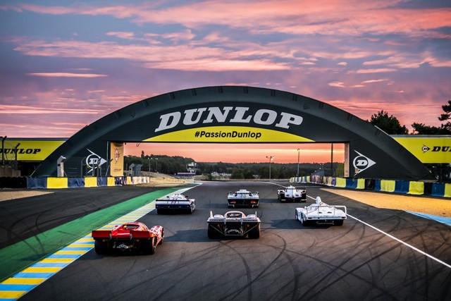 Porsche réuni six prototypes vainqueurs au classement général au Mans S20-4223-fine