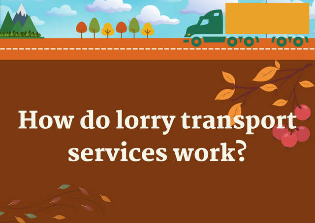 How-do-lorry-transport-services-work