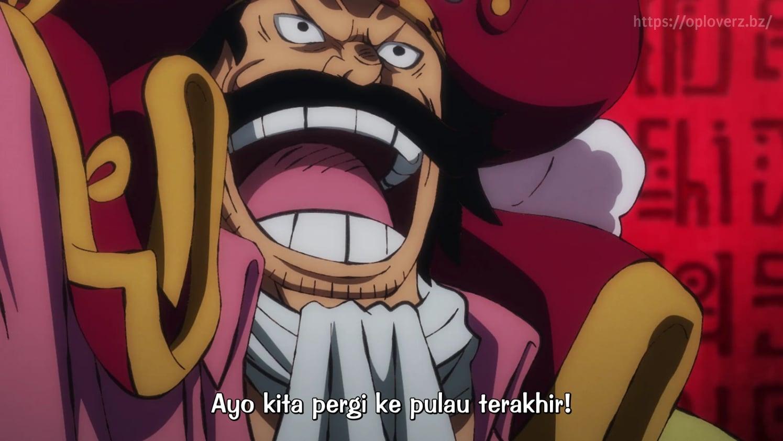 One Piece Episode 968 Subtitle Indonesia