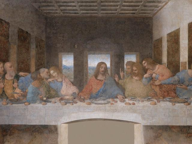 pintura-La-ultima-cena-Leonardo-Da-Vinci