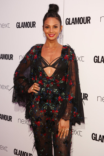 The Glamour Women of the Year Awards 2017 Arrivals Featuring Alesha Dixon Where London United Kingdo