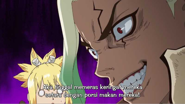 Download Dr Stone Episode 9 Subtitle Indonesia