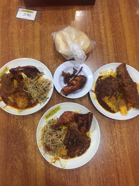 Restoran Hameediyah Penang, Hameediyah Restaurant, Hameediyah Penang, Nasi Kandar Penang, Nasi Kandar Hameediyah, Penang Nasi Kandar Sedap, Nasi Kandar Sedap Penang, Tempat Makan Menarik Penang