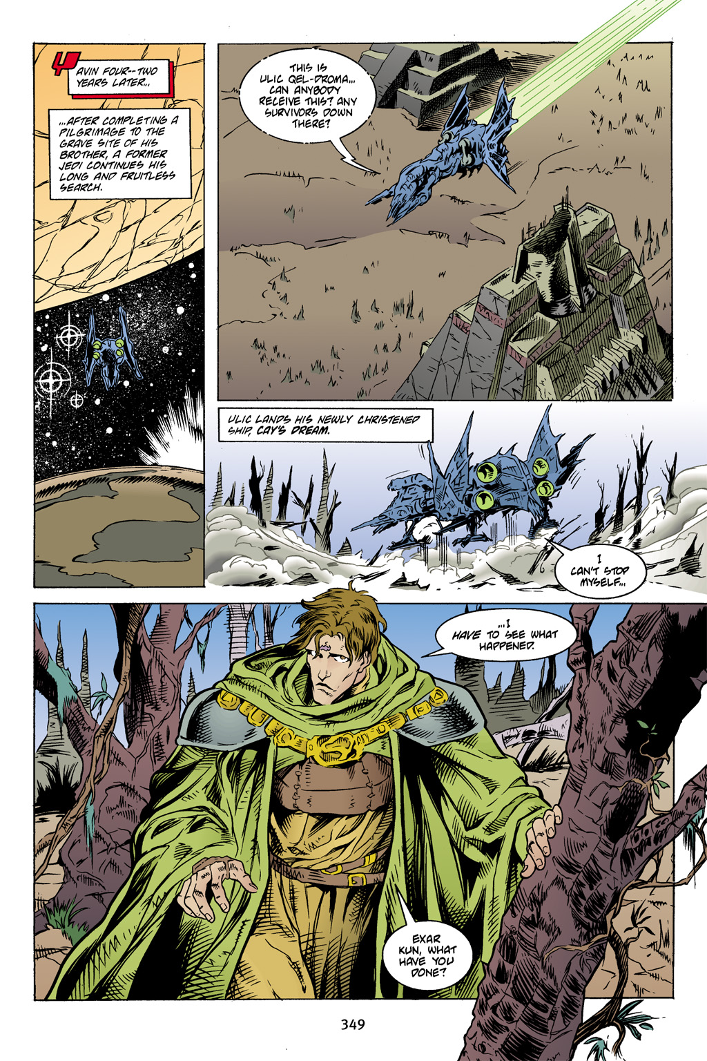 A Case for Exar Kun - Page 2 Post-Wall-of-Light-Yavin-4