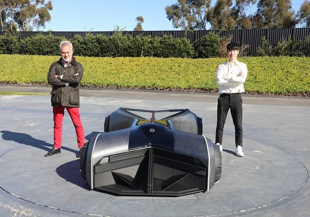 Nissan « GT-R(X) 2050 » : Le Projet D'un Stagiaire Devient Réalité NDA-intern-project-David-JB-2-16-DEC2020-source