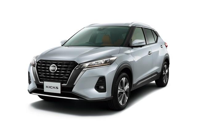Technologie De L'année Pour Nissan Au Japon Avec La Motorisation e-POWER  201118-02-008-source