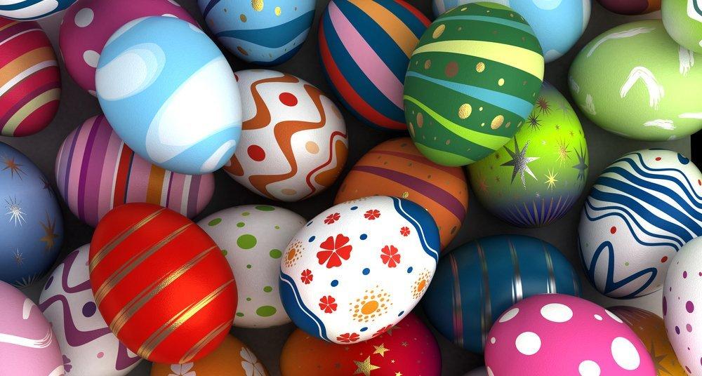 Qual'è il significato delle uova di Pasqua