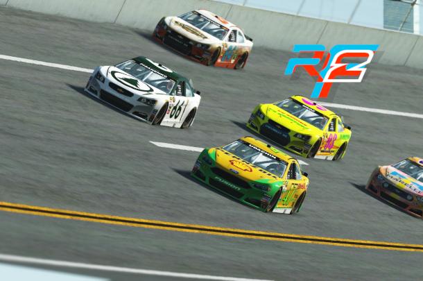 VRC NASCAR 2021 - Round 15 - Talladega
