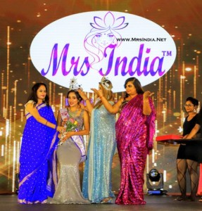 Mrs. India 2019 2020 Creates Awareness about Textile Pollution by Introducing Concept of Reduce, ReStyle & ReUse of Fabrics