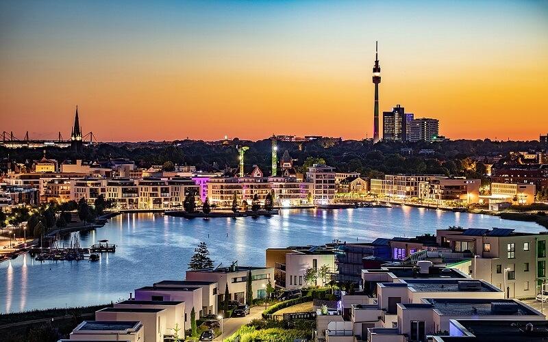 Dortmund city photo