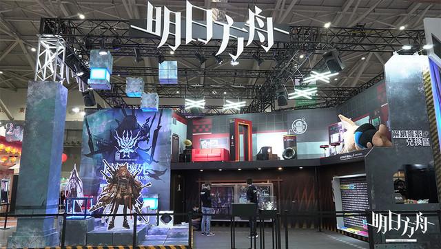 龍成網路《明日方舟》、《少女前線》台北國際電玩展 圓滿落幕官方公開展會花絮 007-1