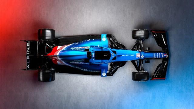 F1 2021 : Alpine F1 Team Lance Sa Saison 2021 Alpine-F1-Team-Lancement-de-la-saison-2021-03