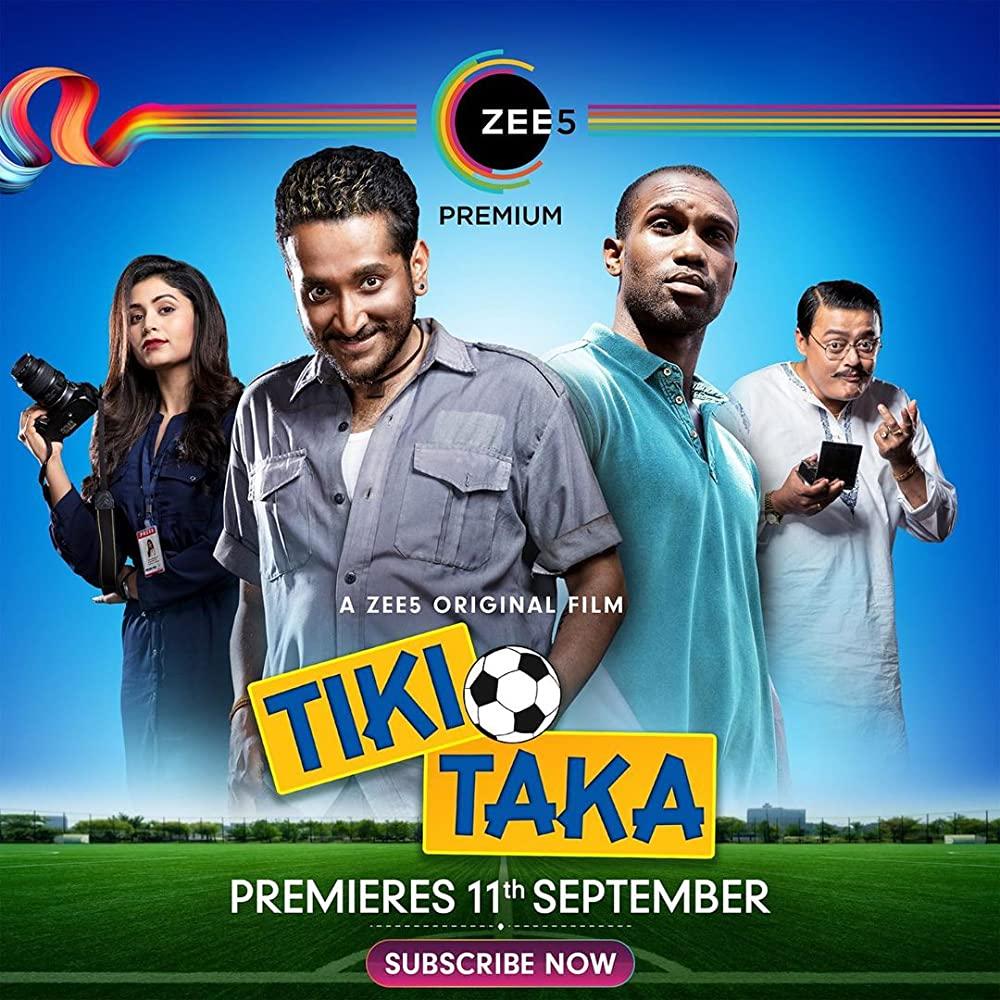 Tiki Taka 2020 Hindi 720p ZEE5 HDRip ESubs 700MB | 300MB Download